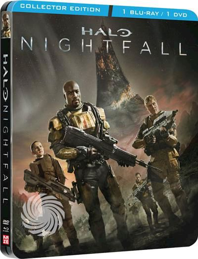 Halo - Nightfall - Blu-Ray - thumb - MediaWorld.it