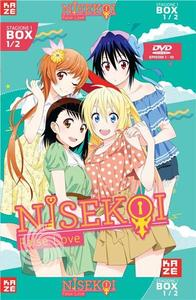 DVD NISEKOI - FALSE LOVE - STAGIONE 01 #01 - DVD - thumb - MediaWorld.it