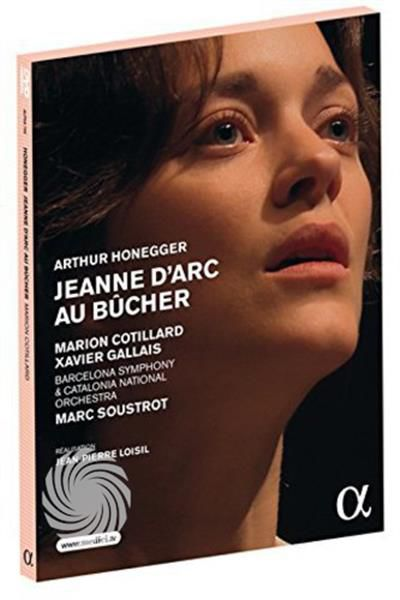 ARTHUR HONEGGER - JEANNE D'ARC AU BUCHER - DVD - thumb - MediaWorld.it