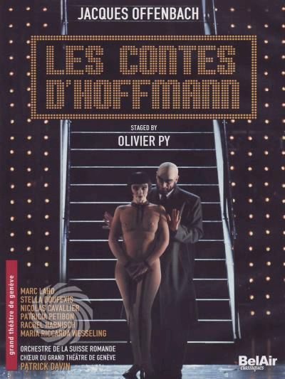 Jacques Offenbach - Les contes d'Hoffman - DVD - thumb - MediaWorld.it