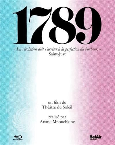 MNOUCHKINE ARIANE-1789 -THE REVOLUTION STOPS WHEN - Blu-Ray - thumb - MediaWorld.it