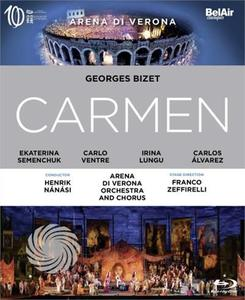 BIZET GEORGES-CARMEN - Blu-Ray - thumb - MediaWorld.it