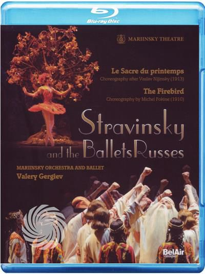 Stravinsky and the Ballets Russes - Blu-Ray - thumb - MediaWorld.it