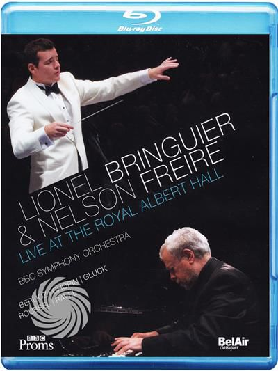 Lionel Bringuier, Nelson Freire, BBC Symphony Orchestra - Lionel Bringuier & Nelson Freire - Live at the Royal Albert Hall -... - thumb - MediaWorld.it