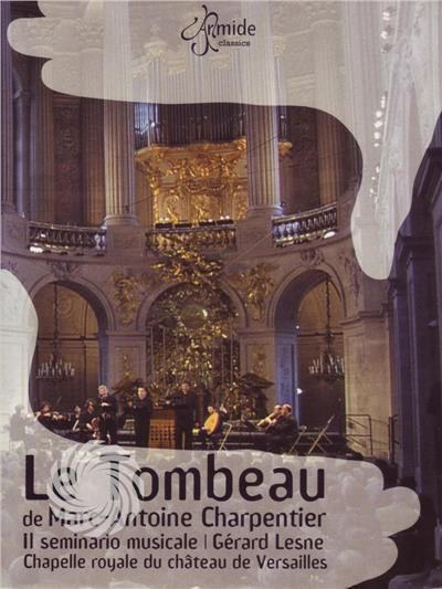 Marc-Antoine Charpentier - Le tombeau - DVD - thumb - MediaWorld.it