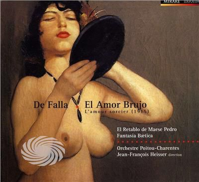 Heisser,Jean-Francois - Falla: El Amor Brujo - CD - thumb - MediaWorld.it