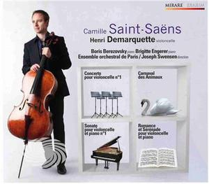 Saint-Saens,C. - Cello Concerto/Carnival Of The Animals/Cello Sonat - CD - thumb - MediaWorld.it