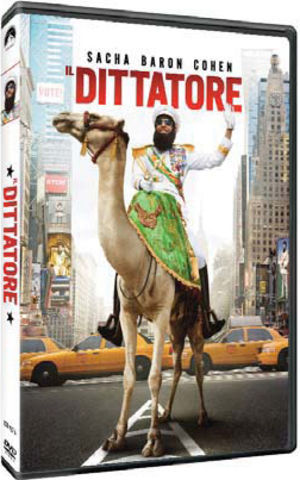 Il dittatore - DVD - thumb - MediaWorld.it