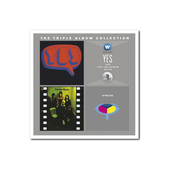 Yes - The Triple Album Collection: Yes - The Yes Album - 90125 (Box) - CD - thumb - MediaWorld.it