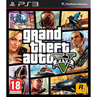 Giochi PS3 GTA 5 Grand Theft Auto 5 - PS3 su Mediaworld.it