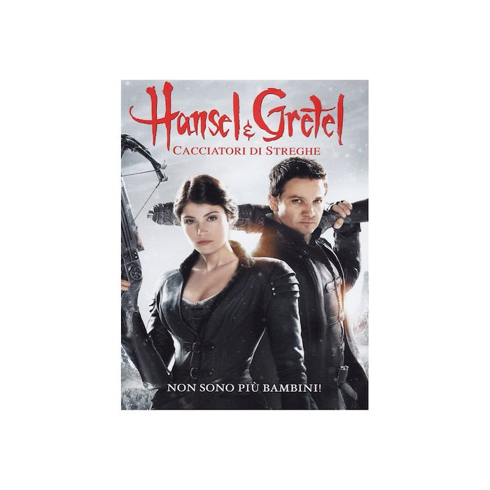 HANSEL & GRETEL: CACCIATORI DI STREGHE - DVD - thumb - MediaWorld.it