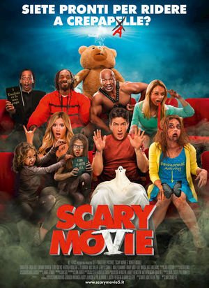 Scary movie 5 - DVD - thumb - MediaWorld.it