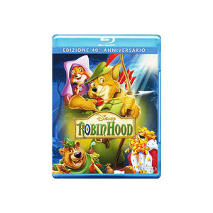 ROBIN HOOD - Blu-Ray - MediaWorld.it