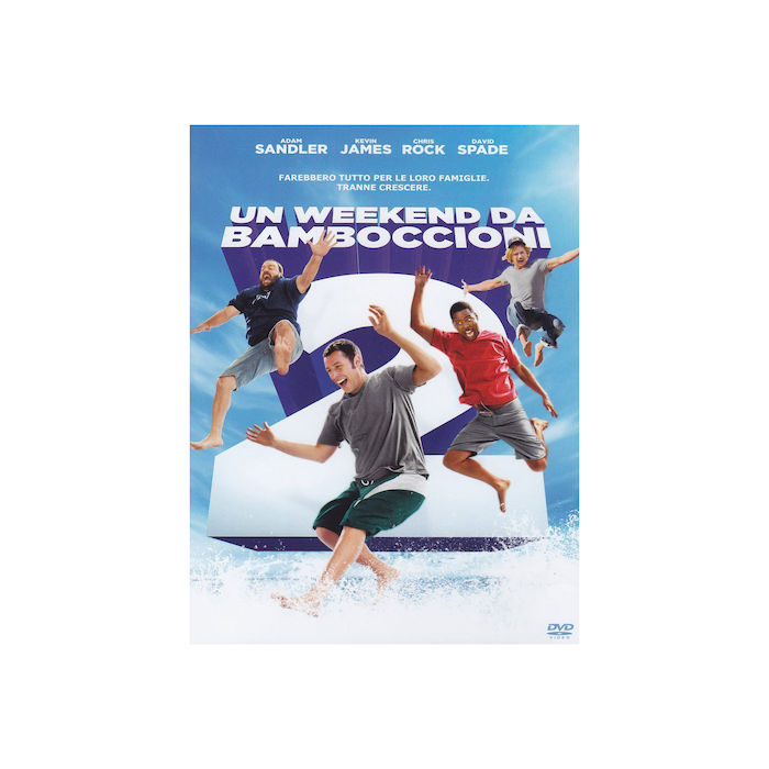 UN WEEKEND DA BAMBOCCIONI 2 - DVD - thumb - MediaWorld.it