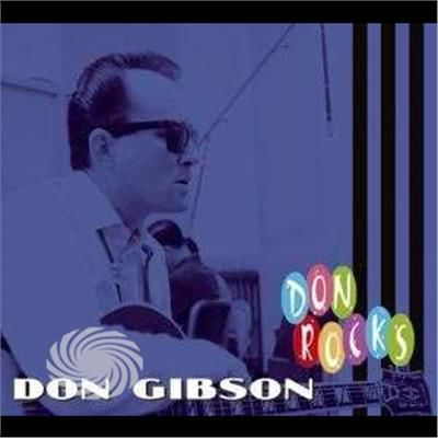 Gibson,Don - Rocks - CD - thumb - MediaWorld.it