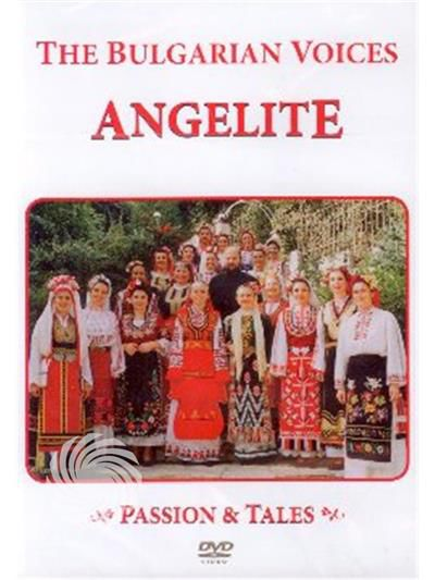 THE BULGARIAN VOICES ANGELITE - PASSION & TALES - DVD - thumb - MediaWorld.it