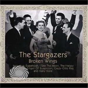 Stargazers - Broken Wings - CD - thumb - MediaWorld.it