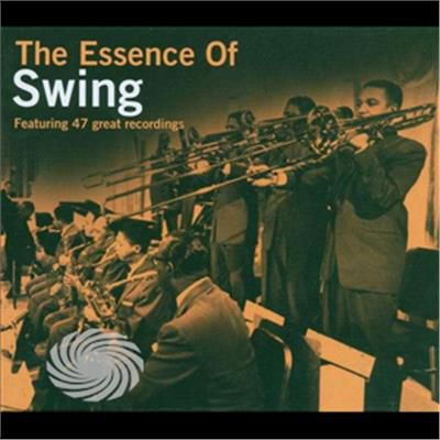 V/A - ESSENCE OF SWING -47TR - CD - thumb - MediaWorld.it