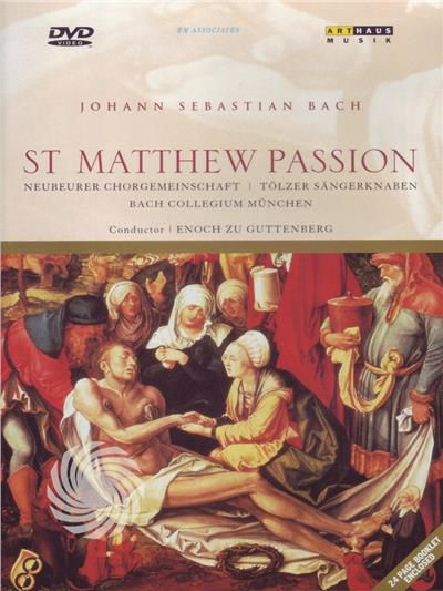 J. S. Bach - St. Matthew Passion - DVD - thumb - MediaWorld.it