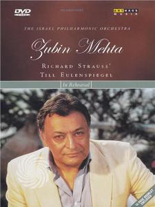 Zubin Mehta with The Israel Philharmonic Orchestra - In rehearsal - DVD - thumb - MediaWorld.it