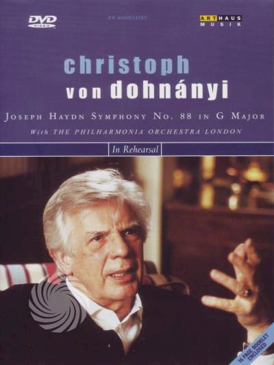 Christoph von Dohnanyi - In rehearsal - DVD - thumb - MediaWorld.it