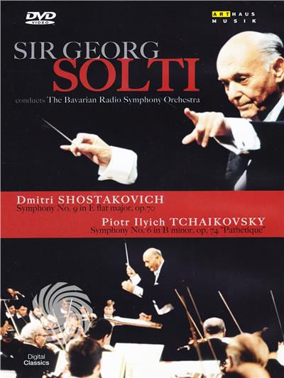 Bavarian Radio Symphony Orchestra, Georg Solti - Sir George Solti - DVD - thumb - MediaWorld.it