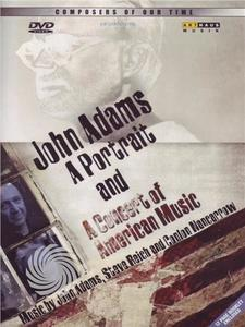 John Adams, Steve Reich, Colon Nancarrow - Composers of our time - John Adams - DVD - MediaWorld.it