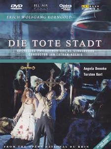 Erich Wolfgang Korngold - Die tote Stadt - DVD - thumb - MediaWorld.it