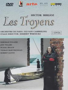 Hector Berlioz - Les Troyens - DVD - thumb - MediaWorld.it