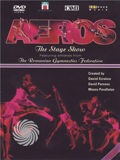 Aeros - The stage show - DVD - thumb - MediaWorld.it