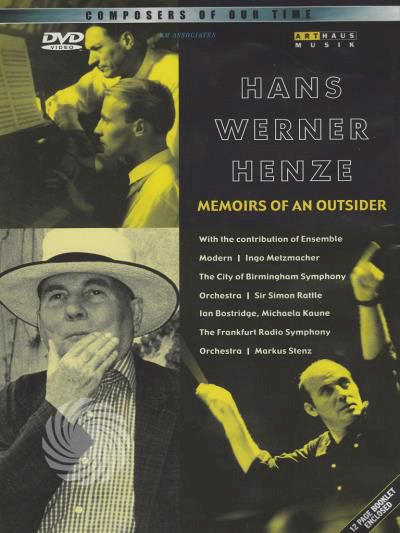 Hans Werner Henze - Memoirs of an outsider - DVD - thumb - MediaWorld.it