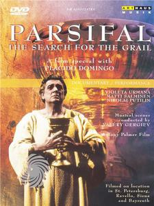 Parsifal - The search for the grail - DVD - thumb - MediaWorld.it