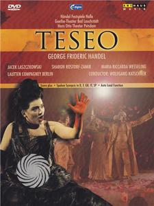 George Frideric Handel - Teseo - DVD - thumb - MediaWorld.it
