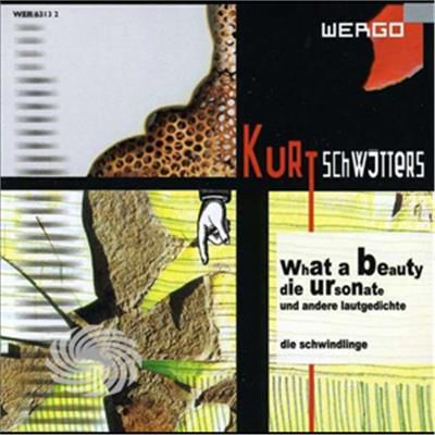 Schwitters - What A Beauty Ursonate - CD - thumb - MediaWorld.it