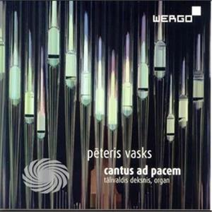 Vasks,P. - Cantus Ad Pacem - CD - thumb - MediaWorld.it