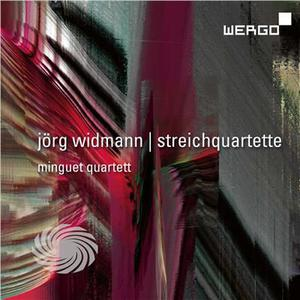 Widmann,J. / Minguet Quartett - Streichquartette - CD - thumb - MediaWorld.it