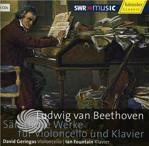 Beethoven,L.V. - Complete Works For Cello & Piano - CD - thumb - MediaWorld.it