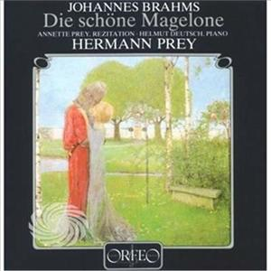 Brahms,J. - Die Schone Magelone - CD - thumb - MediaWorld.it