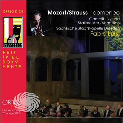 Mozart/Strauss - Idomeneo Re Di Creta - CD - thumb - MediaWorld.it