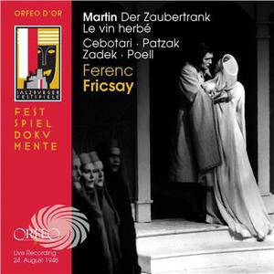 Martin / Fricsay / Patzak / Cebotari / Koreh - Der Zaubertrank - CD - thumb - MediaWorld.it