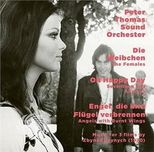 Thomas Sound Orchestra,Peter - Die Weibchen - Oh Happy Day - Engel Die - O.S.T. - CD - thumb - MediaWorld.it