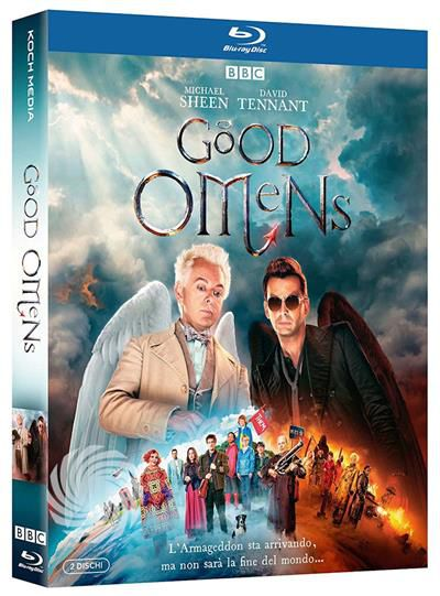 Good omens - Blu-Ray - thumb - MediaWorld.it