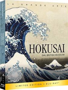 HOKUSAI DAL BRITISH MUSEUM - Blu-Ray - thumb - MediaWorld.it