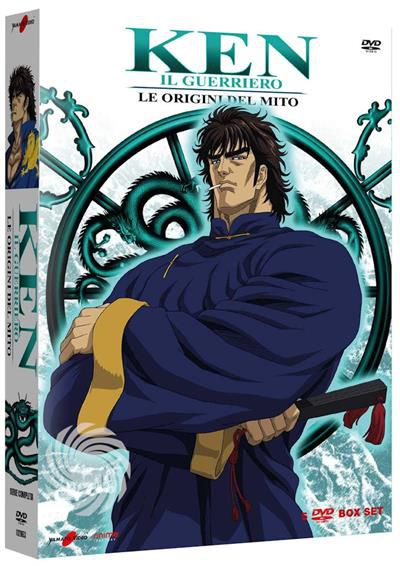 Ken il guerriero - Le origini del mito - DVD - thumb - MediaWorld.it