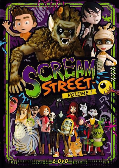 Scream street - DVD - thumb - MediaWorld.it