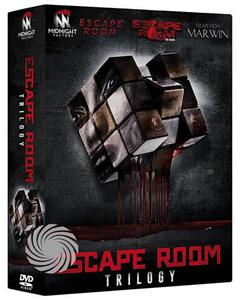 Escape room - Trilogy - DVD - thumb - MediaWorld.it