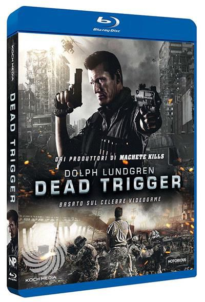 DEAD TRIGGER - Blu-Ray - thumb - MediaWorld.it