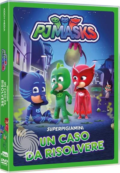 PJ MASKS-SUPER PIGIAMINI - UN CASO DA RISOLVERE - DVD - thumb - MediaWorld.it