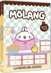 MOLANG - LA PROVA DEL CUOCO - DVD - thumb - MediaWorld.it