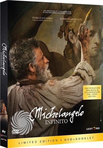 MICHELANGELO - INFINITO - DVD - thumb - MediaWorld.it